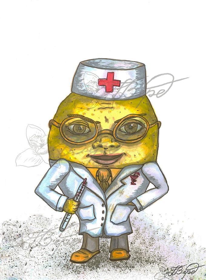 Доктор лимон