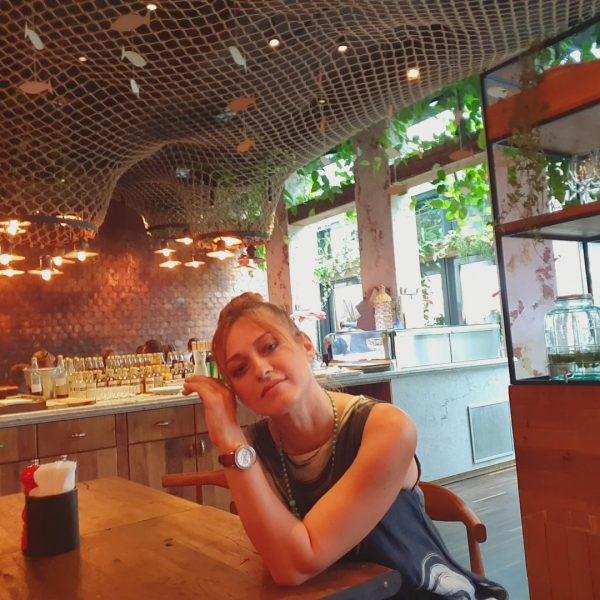 Galina Verd about author